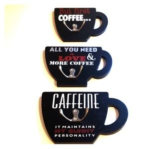 Other - Coffee kitchen signs